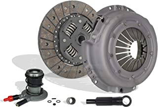 Clutch Kit And Slave Works With Ford Ranger Bronco II Aerostar Custom S Sport STX XLT XL 1988-1992 2.9L 3.0L V6 GAS OHV 2.0L 2.3L L4 GAS SOHC Naturally Aspirated