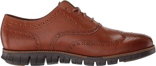 British Tan Leather/Java