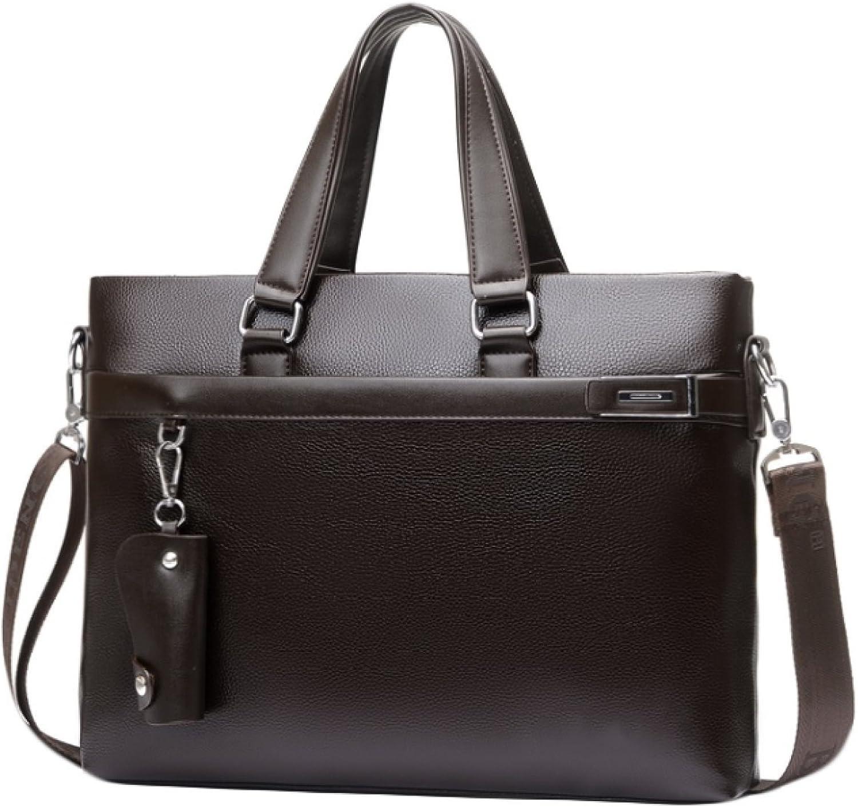 Herren Business Bag Bag Handtasche Querschnitt Aktentasche Freizeit Bag Bag Bag Schultertasche Messenger Bag B0789D6LJZ 21a9f4
