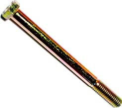 Hard-to-Find Fastener 014973252403 Grade 8 Coarse Hex Cap Screws, 3/8-16 x 4-1/2, Piece-25