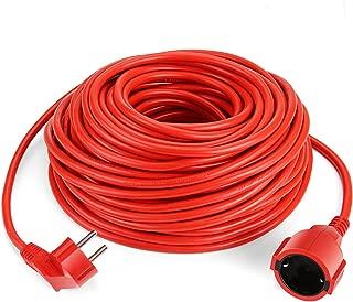 Cable de conexi/ón 4,5 m, H07RN-F 3G1,5, IP44 color negro AS Schwabe 60379