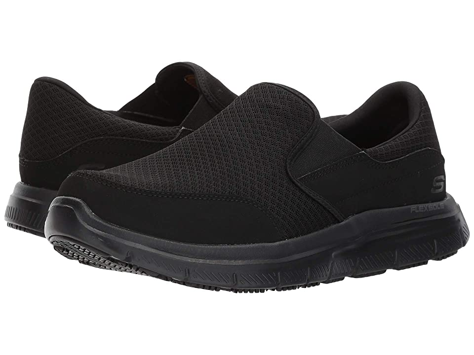 SKECHERS Work Mc Allen (Black) Men