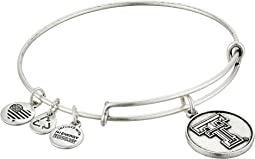 Alex and Ani Texas Tech University Logo Expandable Bangle