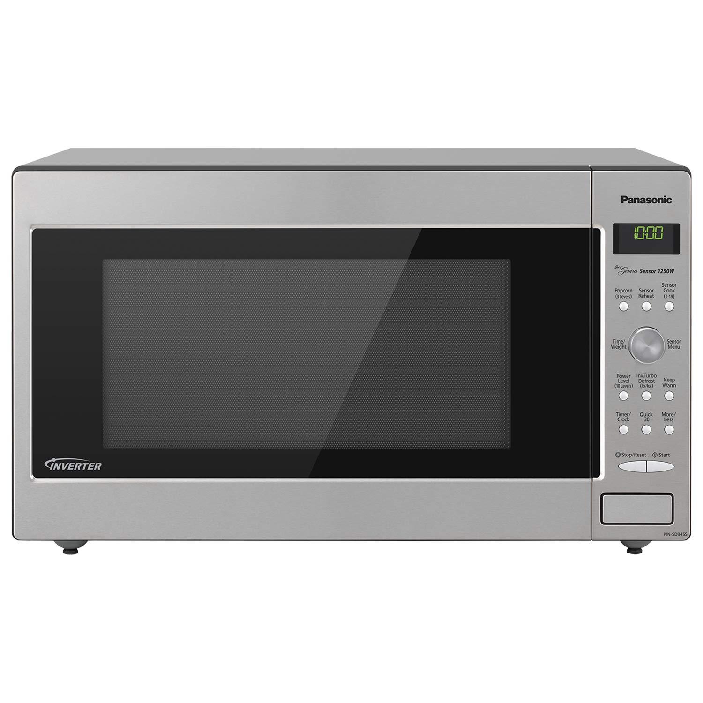 Panasonic Microwave NN SD945S Countertop Technology