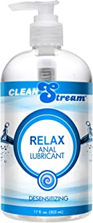 Cleanstream Relax Desensitizing Lube, 17oz