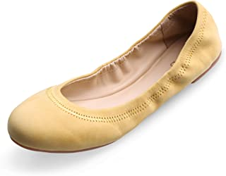 e640202bc37 Xielong Women s Chaste Ballet Flat Lambskin Loafers Casual Ladies Shoes  Leather