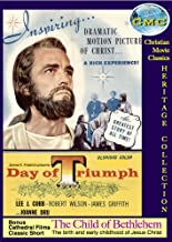 DAY OF TRIUMPH - (1954, color) - the first Life of Jesus Christ movie since the silent movie era.