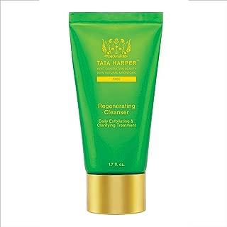 Tata Harper Regenerating Cleanser | 100% Natural & Nontoxic | Exfoliating & Clarifying | 50ml