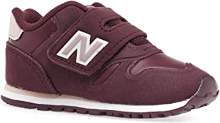 New Balance Infant 373 Velcro Kids Shoes 4 M US Infant Burgundy