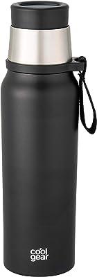 クールギアインターナショナル gear) ステンレスボトル 『ヴィクトリア (VICTORIA)』620ml ブラック