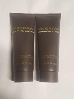 2 pack Tim mcgraw Hair & Body wash 2.5 oz