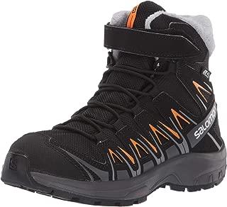 SALOMON Kids' Xa Pro 3D Winter Ts CSWP J Snow Boots Trail Running Shoe