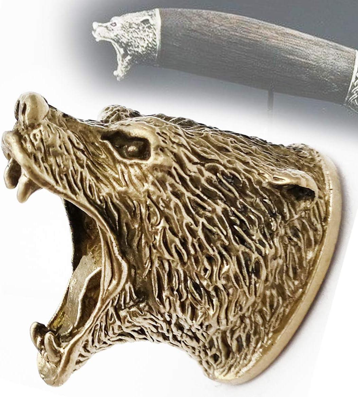 CooB Custom Max 70% OFF Knives DIY New arrival Wild Bear Guard Finger Hunting Knife Kni