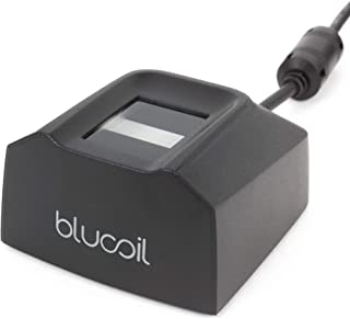 Blucoil Secugen Hamster Pro 20 Optical USB Fingerprint Scanner (Renewed)