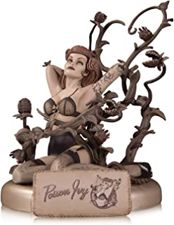 DC Collectibles DC Bombshells: Poison Ivy Sepia Tone Variant Statue