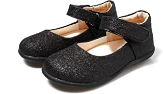 Cadidi Dinos Flats for Girls Dress Shoes Mary Jane