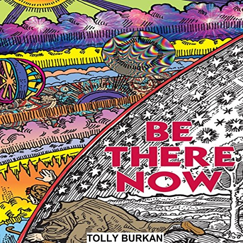 Be There Now audiobook cover art