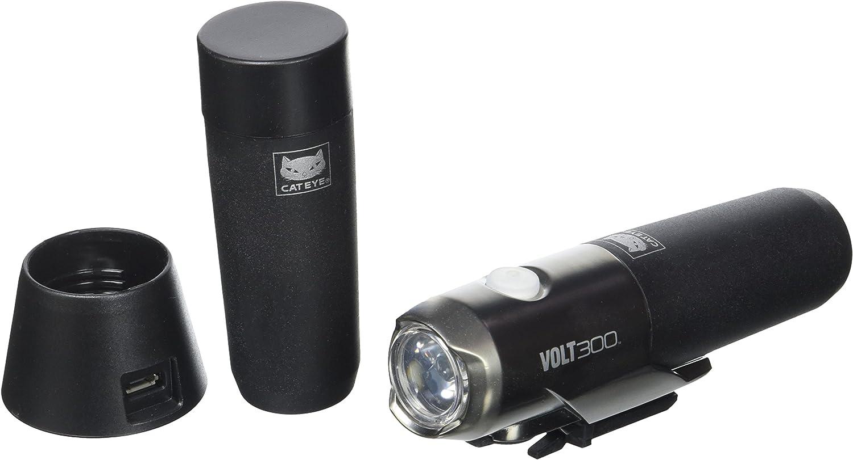Cateye Volt 300 Kit (Schläger    Dockstation) USB RC B00DQSI4JW  Billig 53b030