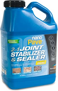 NanoPave Ghost 2-in-1 Joint Stabilizer & Sealer (1-Gallon Bottle)