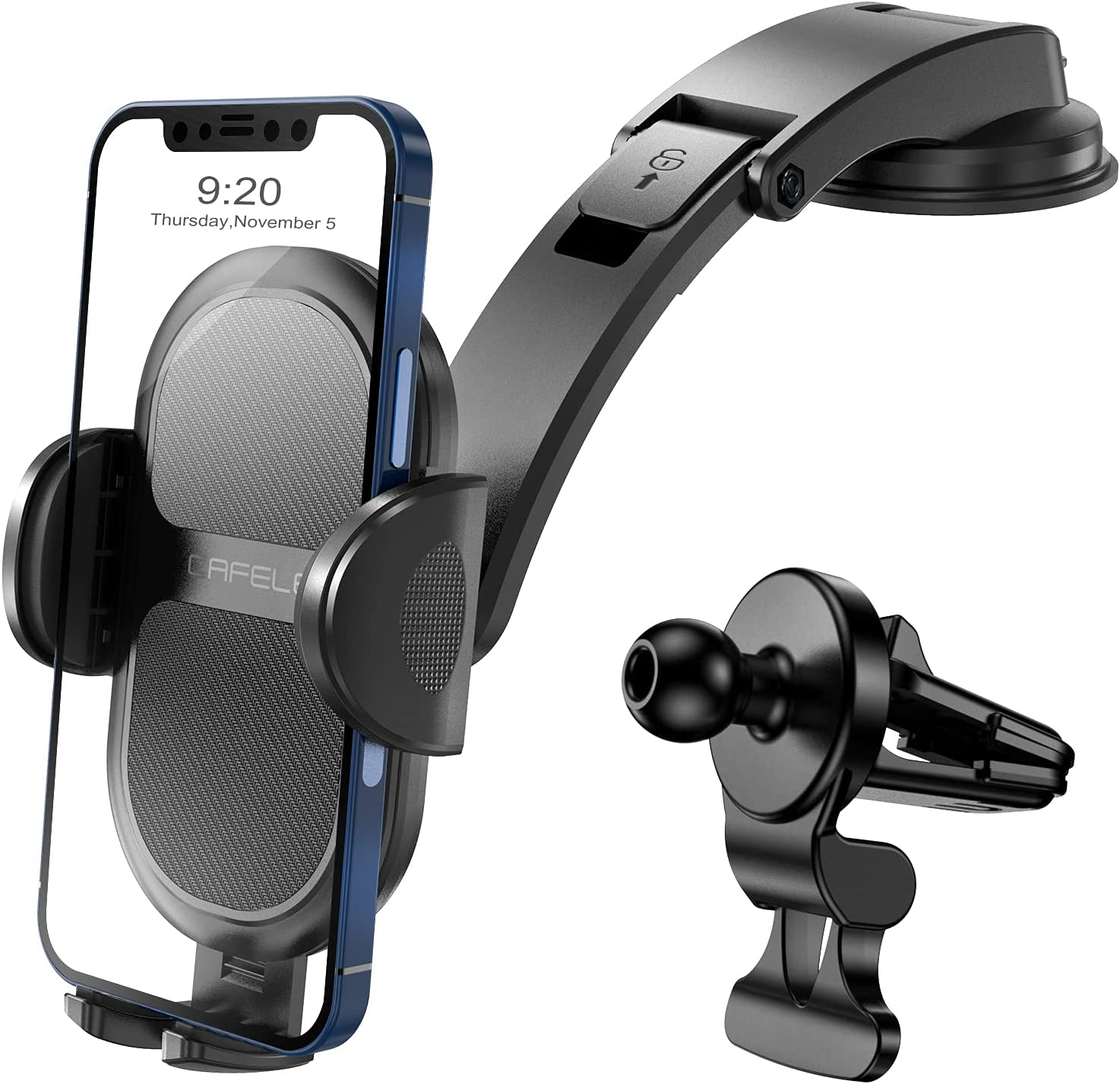 CAFELE Car Dedication Phone Holder Mount Dashboard Bombing new work Cell for C