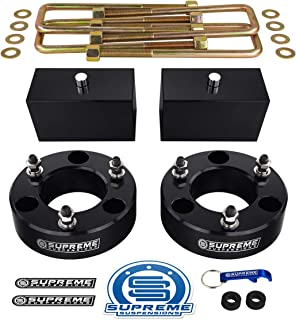 Supreme Suspensions - Full Lift Kit for 2004-2019 Nissan Titan 3
