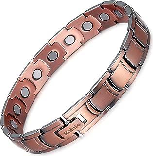 Best copper bracelets mens Reviews