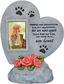 ペット記念石犬猫の墓マーカーの墓石 - ペットギフトの喪失