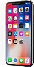 tech21 - Phone Case Compatible for Apple iPhone X Screen Protector - Impact Shield with Anti-Glare