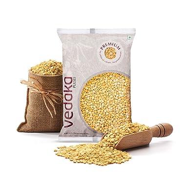 Amazon Brand - Vedaka Premium Chana Dal, 1 kg