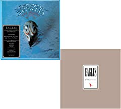 Their Greatest Hits 1 & 2 - Hell Freezes Over (Live) - Eagles Greatest Hits 2 LP Vinyl Album Bundling