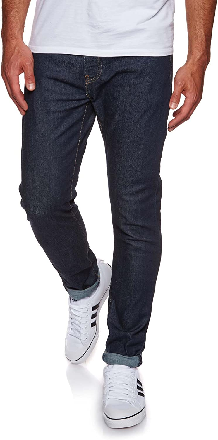 Levi's Ranking TOP9 Men's 512 Slim Taper Free shipping Fit Blue Jeans