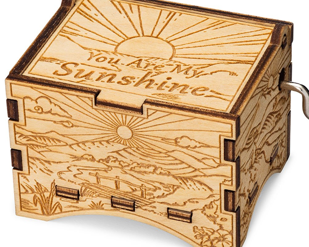 TheLasersEdge Sunshine Personalizable Engraved Artistic
