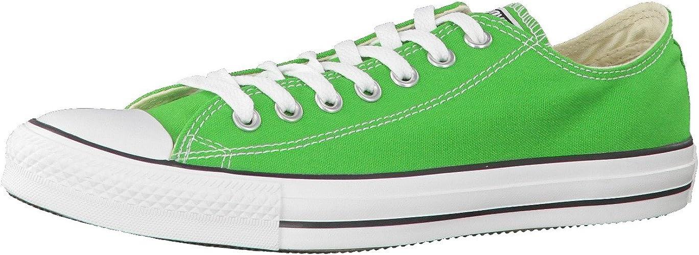 converse verde bassa