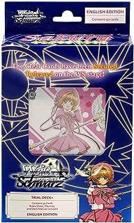 Weiss Schwarz Cardcaptor Sakura Clear Card Trial Deck Plus