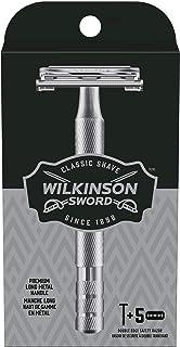 Wilkinson Sword - Maquinilla de afeitar de doble filo para