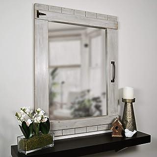 Amazon Com Farmhouse Bathroom Mirror