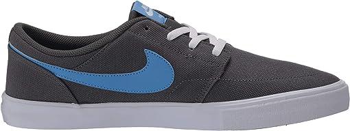 Iron Grey/University Blue/White/Black