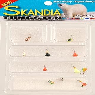 Skandia 11 Pc Tungsten Kit Fishing Products