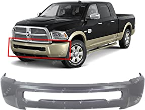 MBI AUTO - Primered, Gray Steel Front Bumper Face Bar Shell for 2010 2015 2016 2017 2018 Dodge RAM 2500 3500 Pickup 10-18, CH1002389