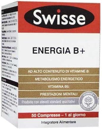 Swisse Energia B+ Integratore Alimentare 50 Compresse - Confronta prezzi