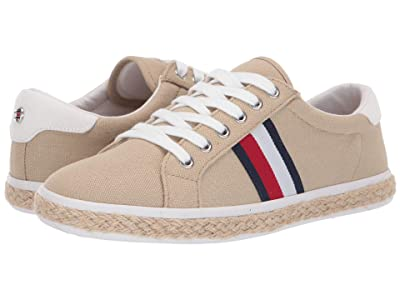 Tommy Hilfiger Filip 2 (Light Natural Fabric) Women