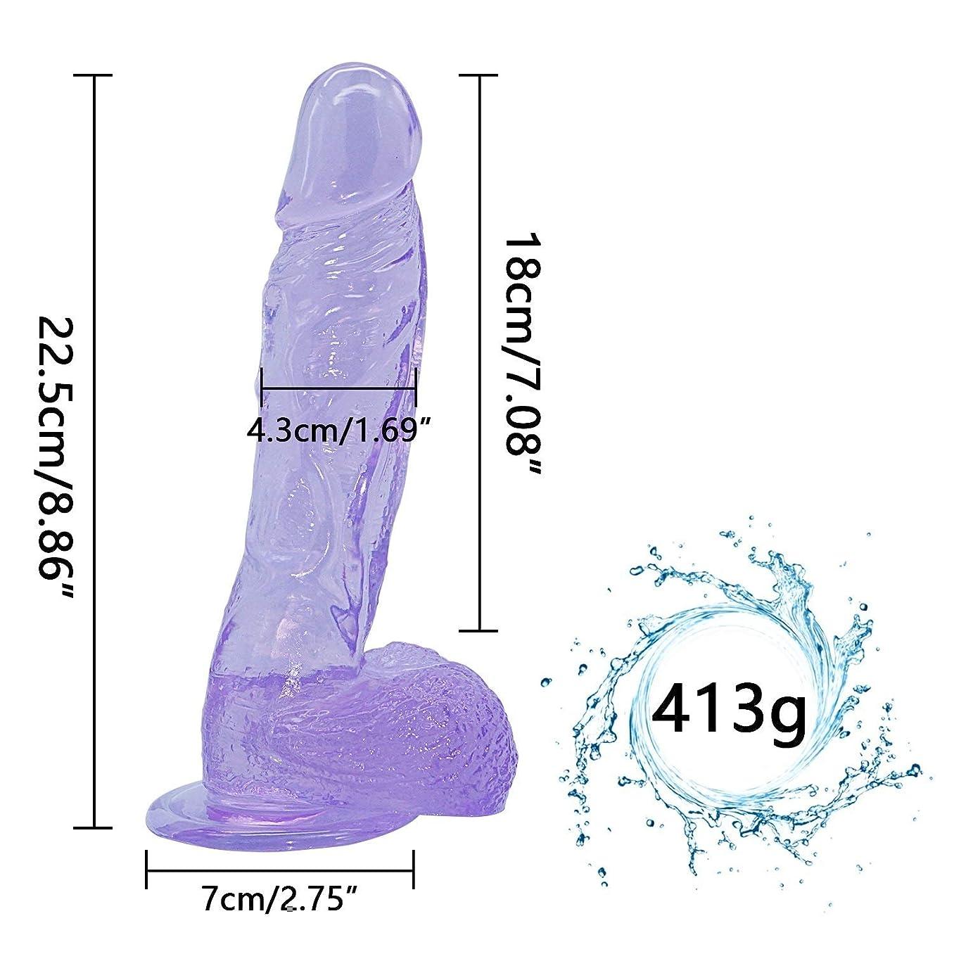 発動機告白する親愛なChenXiDian 巨大な洞8.86インチのリアルなマッサージャー強力なサクションカップボディマッサージを備えた巨大なマッサージャー-機密配送-慎重な配送-出会いは秘密です 本当の感触