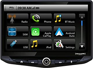 "Stinger HEIGH10 10"" Multimedia Car Stereo 1024 x 600 HD Display. Apple Car Play, Android Auto, SiriusXM Ready, Bluetooth, ..."