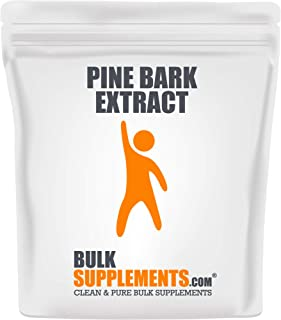 BulkSupplements Pine Bark Extract Powder (100 Grams)
