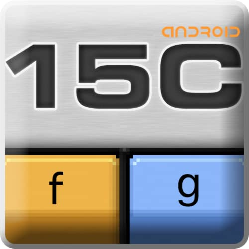 『15C Scientific Calculator』のトップ画像