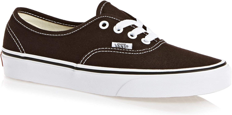 Vans Authentic shoes 11 D(M) US Chocolate Torte True White