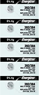 10 Energizer 392/384 Multi-Drain Batteries (Replaces LR41)