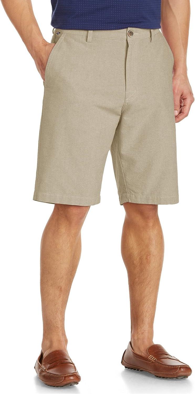 Cutter & Buck Men's Big-Tall Bristol Oxford Short