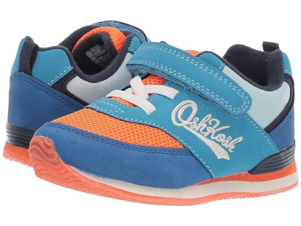 OshKosh Lu2-B (Toddler/Little Kid) (Orange) Boys Shoes