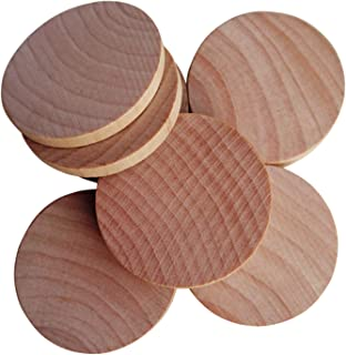 Disco de madera redonda de abeto de tres capas 10-1000 mm 27 mm